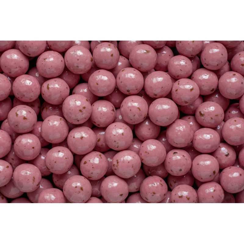 Strawberry cereal balls Schoko-Dragee - 1