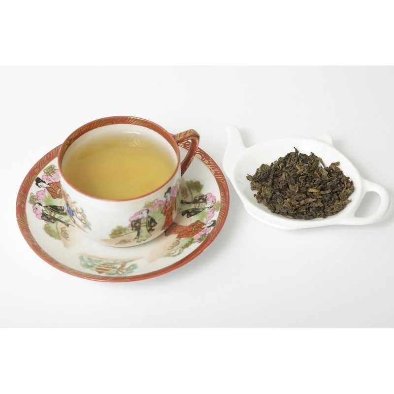China Oolong luomu