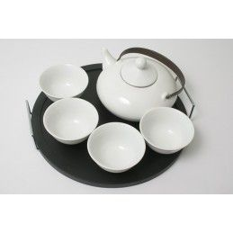 Tea set Elea, kannu + 4 mukia Chacult - 2