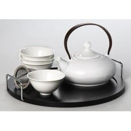 Tea set Elea, kannu + 4 mukia